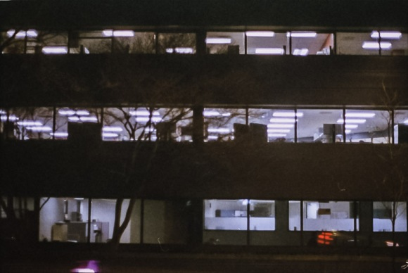 offices on Expired Kodak Gold Film